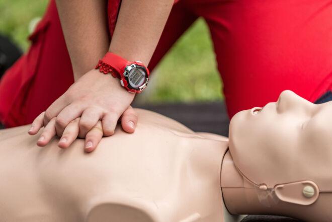Cursus Reanimatie en AED gebruik